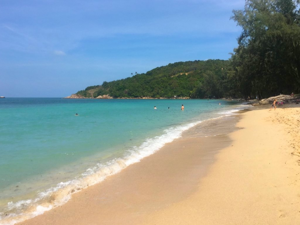 Haad Khom is one of the best beaches of Koh Phangan