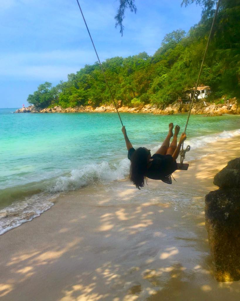 Coconut Beach is one of the Best beaches of Koh Phangan