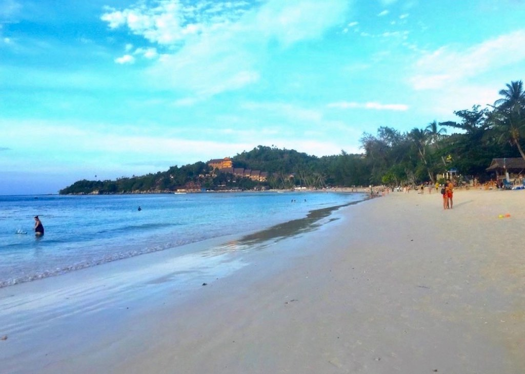 Haad Yao is one of the Best beaches of Koh Phangan
