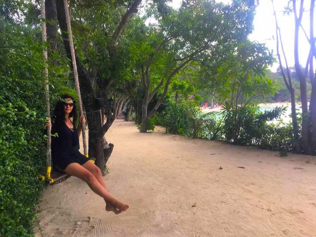 Secret Beach is one of the Best beaches of Koh Phangan