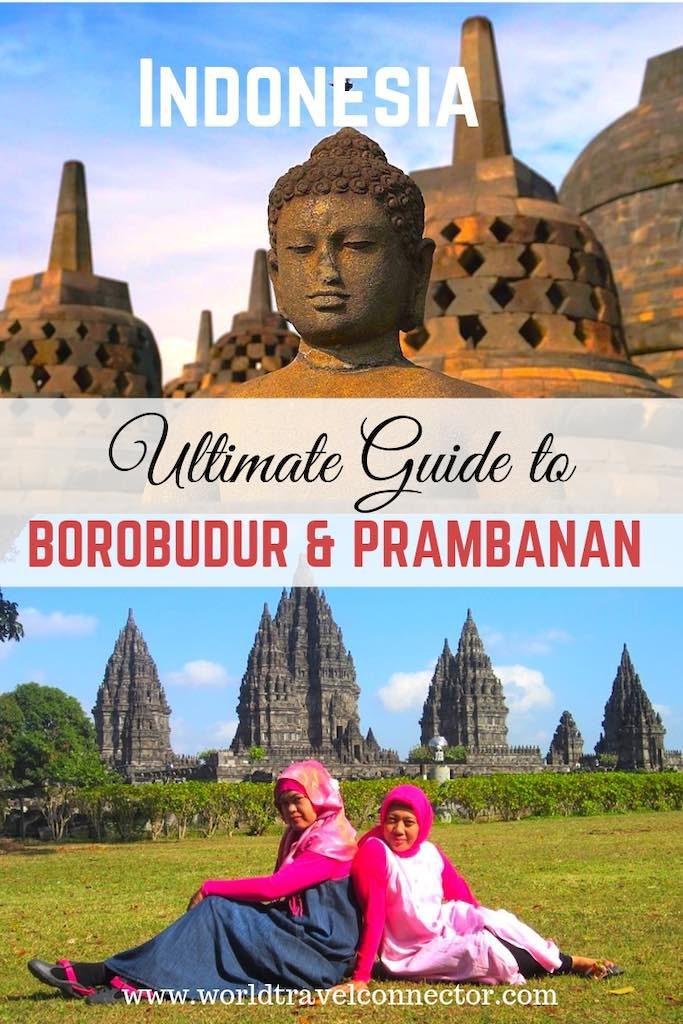 Borobudur and Prambanan