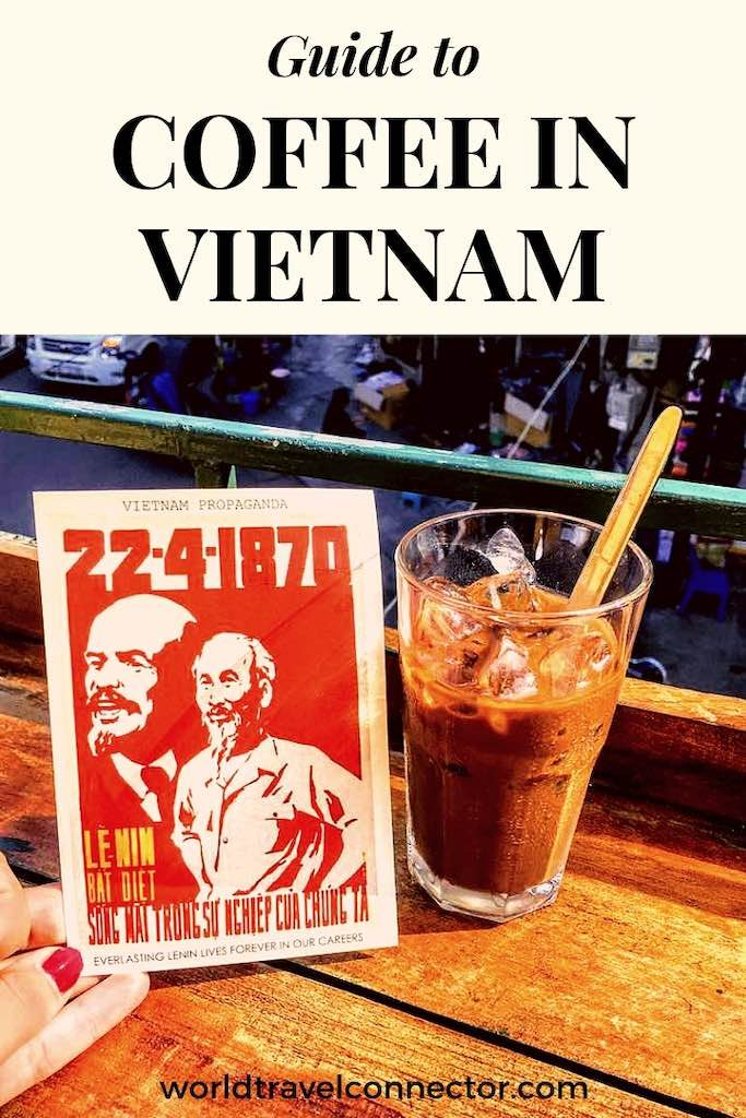 Coffee types to try in Vietnam