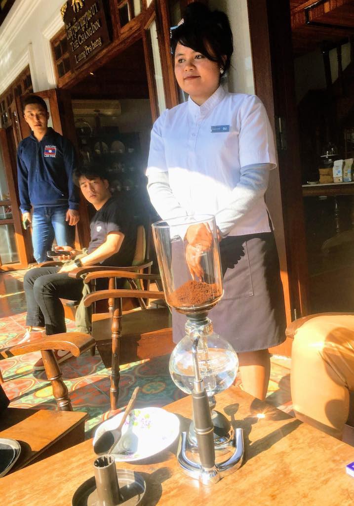 Siphon coffee maker I Siphon Coffee taste