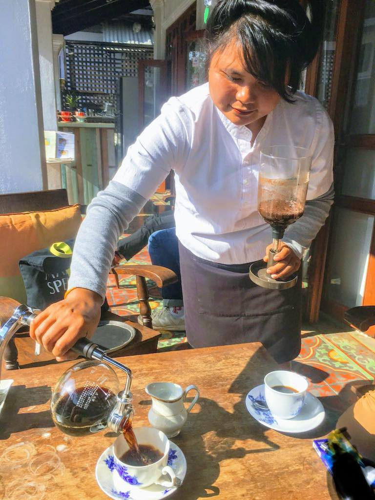 Making Siphon coffee I Siphon Coffee taste