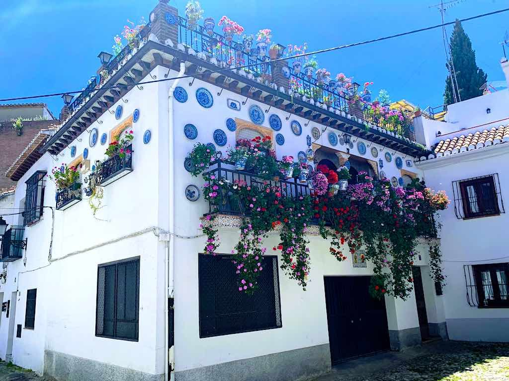Albaicín in Granada is of the best places to see in Southern Spain