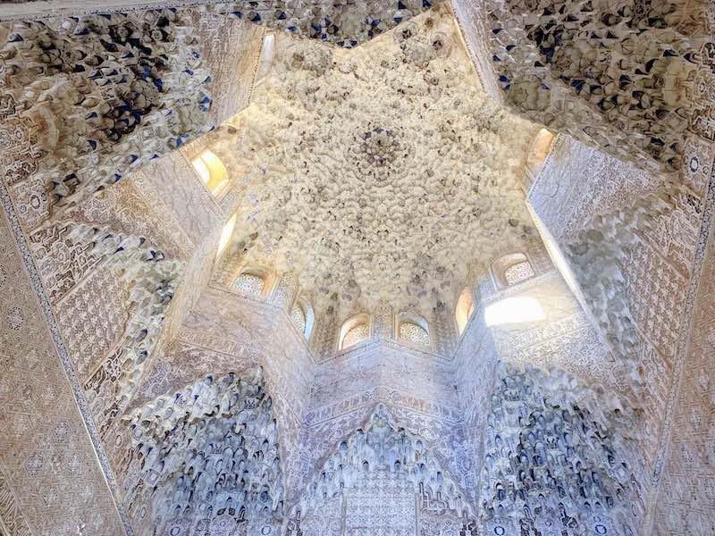 Alhambra tips