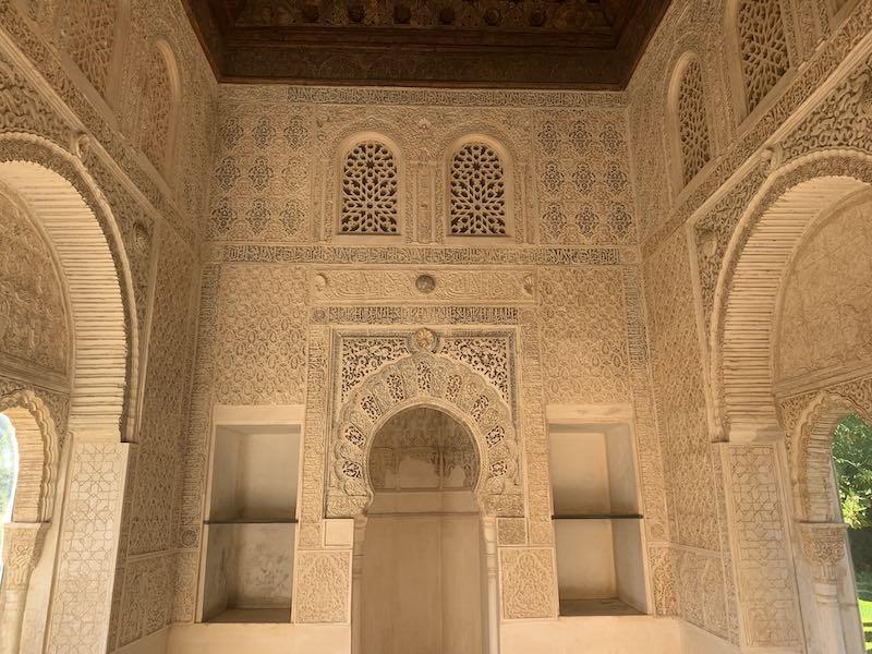 Alhambra tips Torre de Las Damas