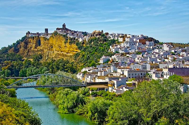 Arcos de la Frontera is one the best places to visit in Southern Spain