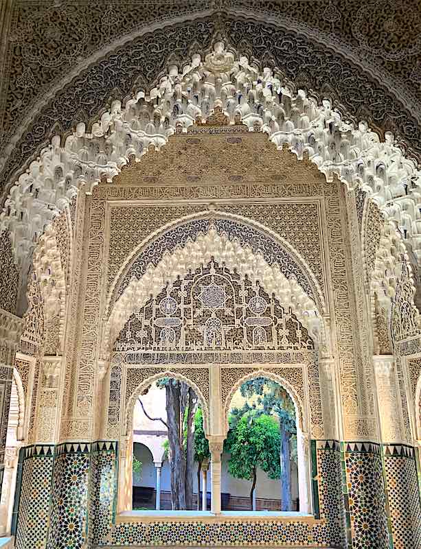 Alahambra in Granada is one of the best places to visit in Southern Spain