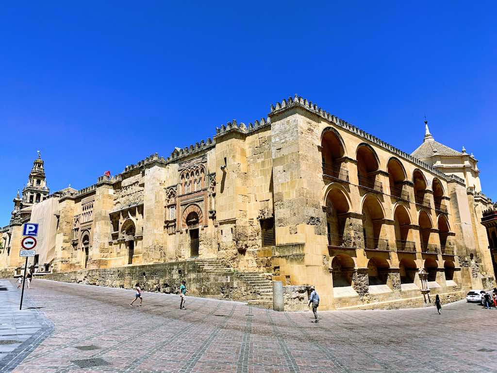Mosque-Cathedral of Cordoba is one of the best places to visit in Southern Spain