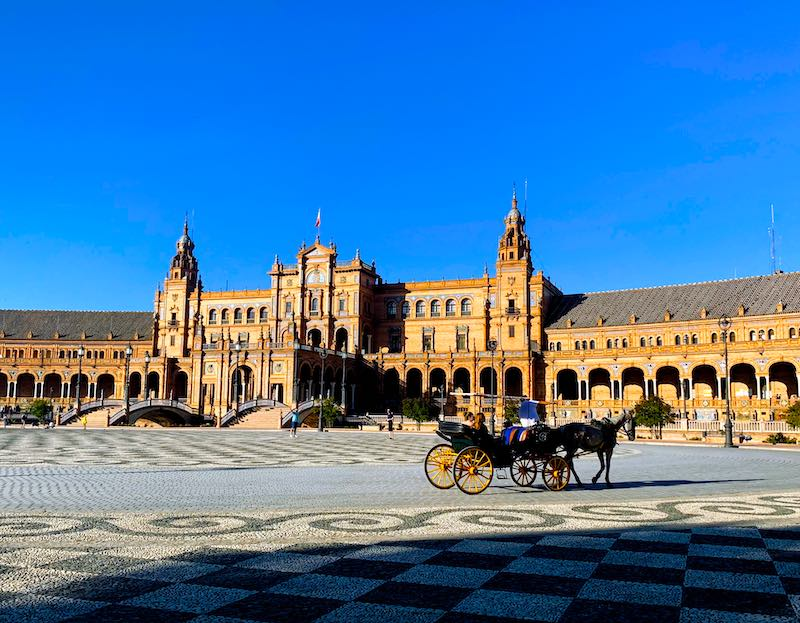 Seville is one of the best places to visit in Southern Spain