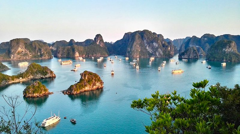 Best time to visit Vietnam varies a lot from one region to another region in Vietnam