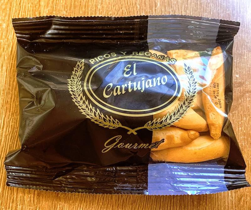 Picos are popular snacks in Spain  I Popular Spanish Food