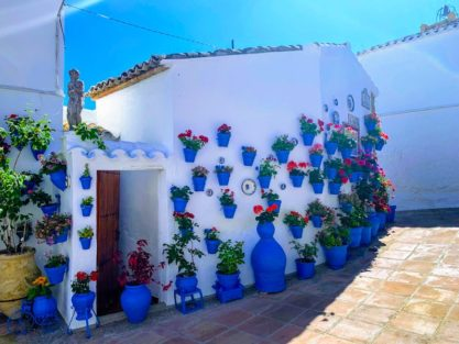 Iznajar village is one of the best places to visit in Southern Spain