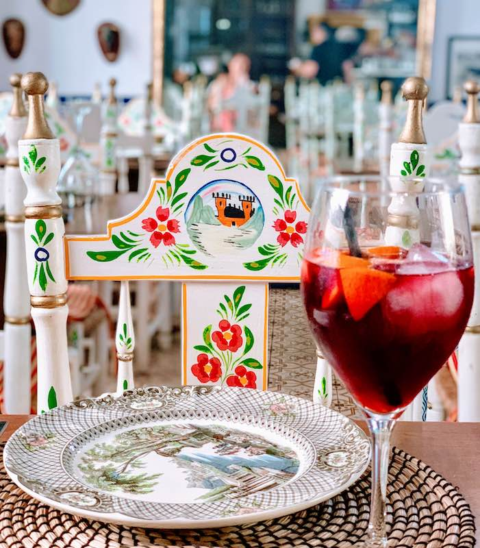Sangria is a popular drink in Spain I Popular Spanish Food