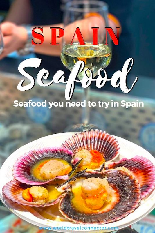 seafood dishes in spain