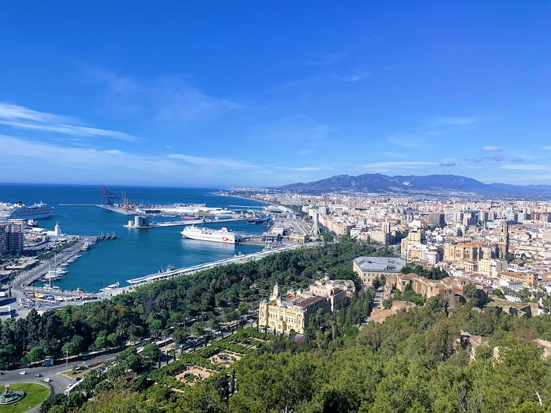 Malaga should be on any Andalucia road trip itinerary
