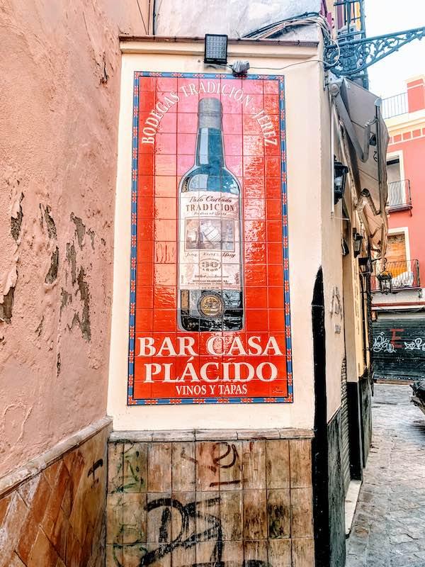 Spanish Palo Cortado sherry  I Popular Spanish Foods and Drinks