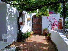 Ubrique in Andalucia