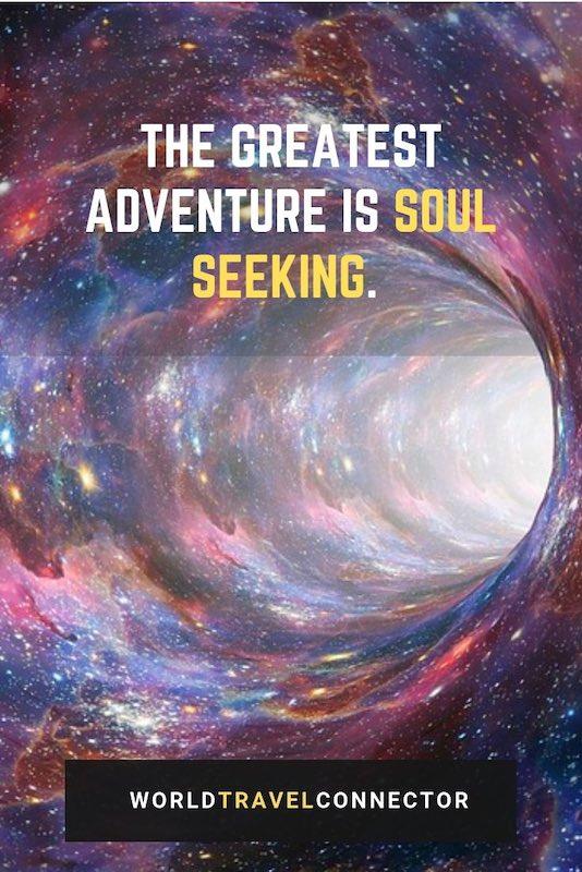 best adventure quotes Lailah Akita