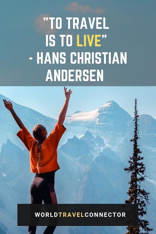 best adventure quotes Hans Christian Andersen