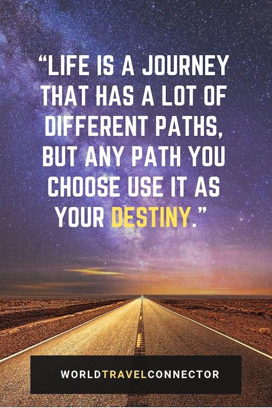 Best quotes about journey