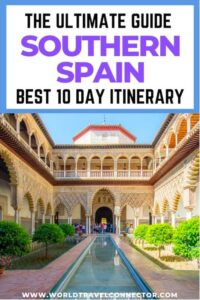 10 Day Andalucia Road Trip Itinerary