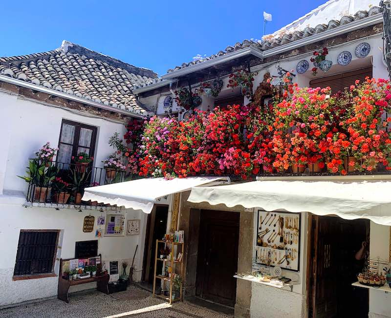 Albaycin in Granada is should be on any Andalucia road trip itinerary