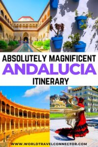 10 day Andalucia Itinerary