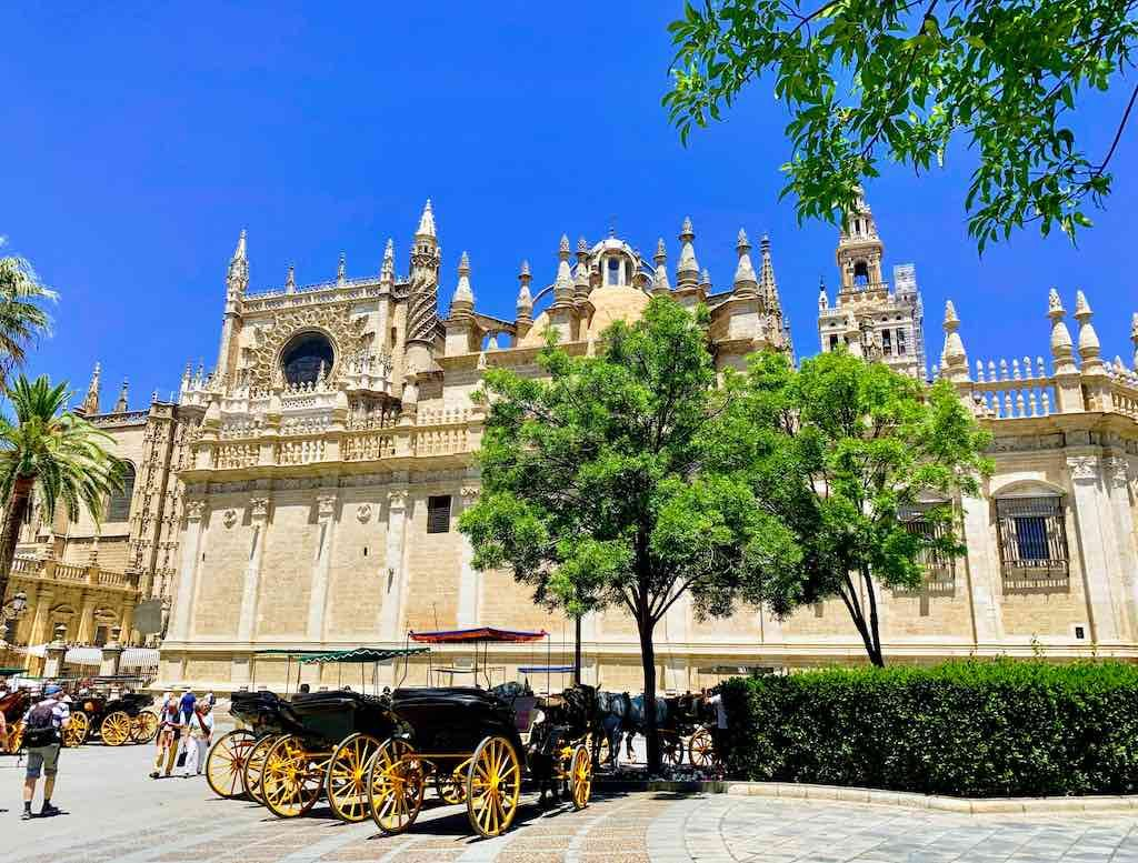 Seville Cathedral should be on any southern Spain itinerary