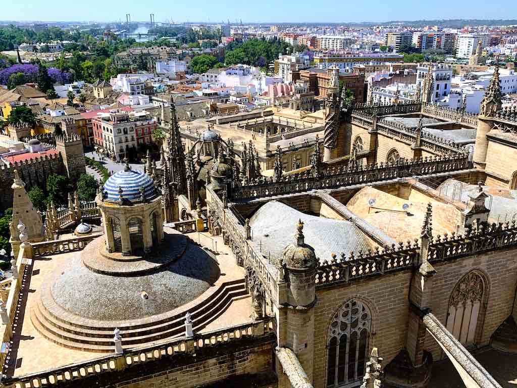 Seville Cathedral should be on any Andalucia road trip itinerary