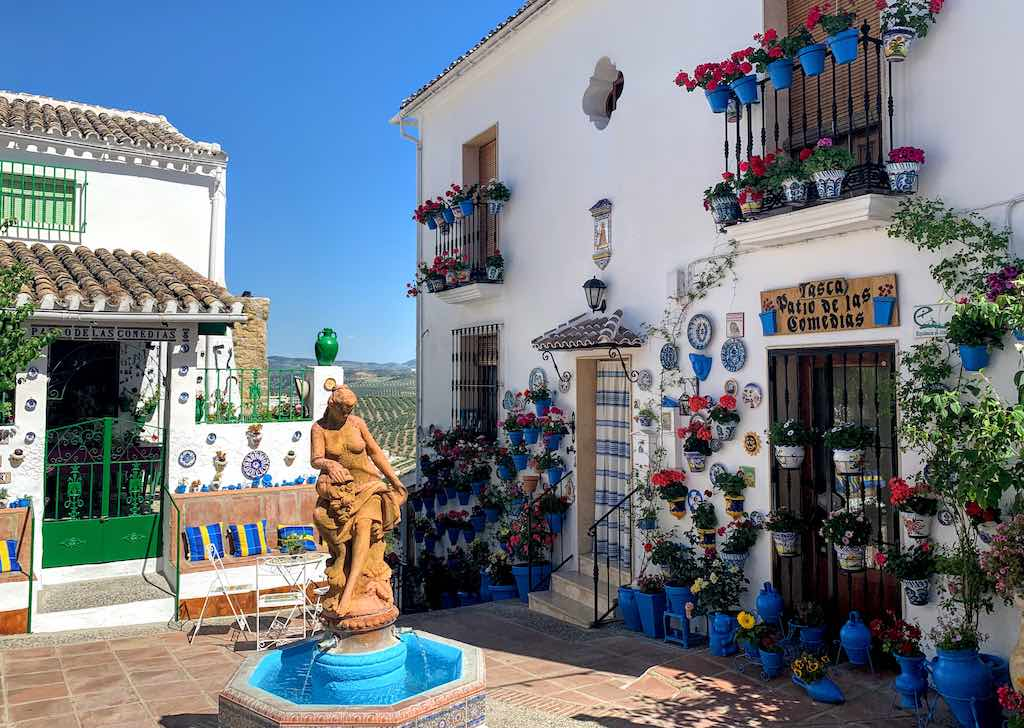 Iznajar in Andalucia should be on any Andalucia road trip itinerary