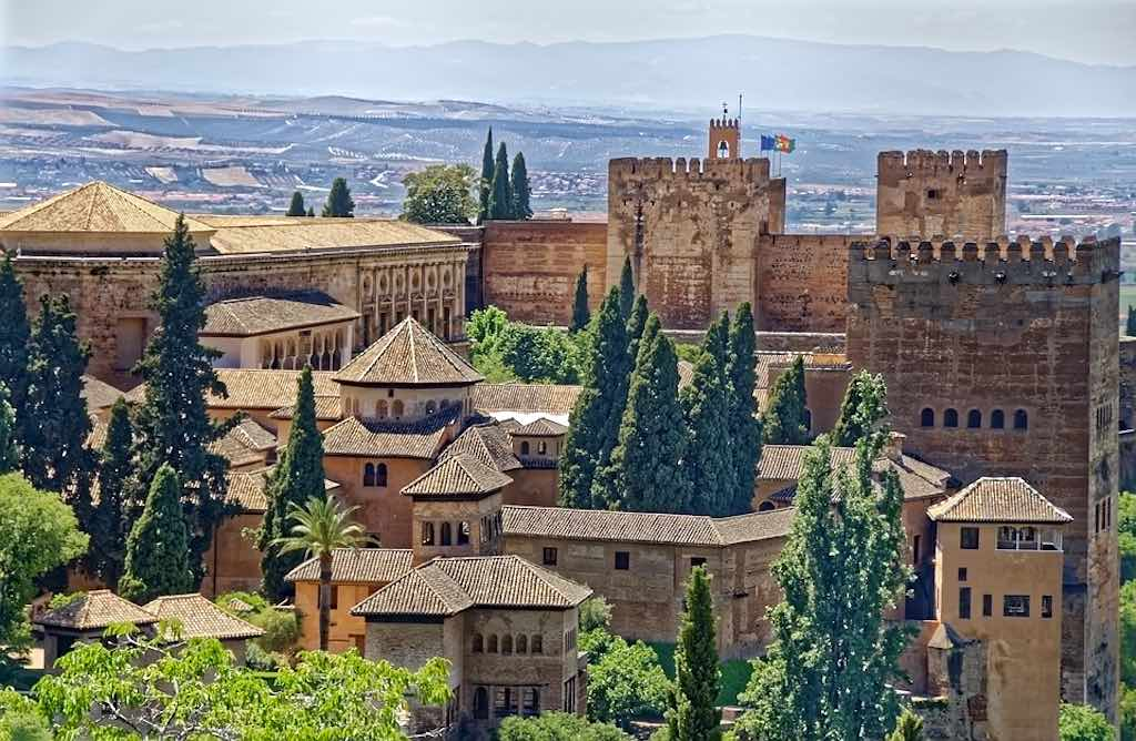 Alhambra in Granada should be on any southern Spain itinerary