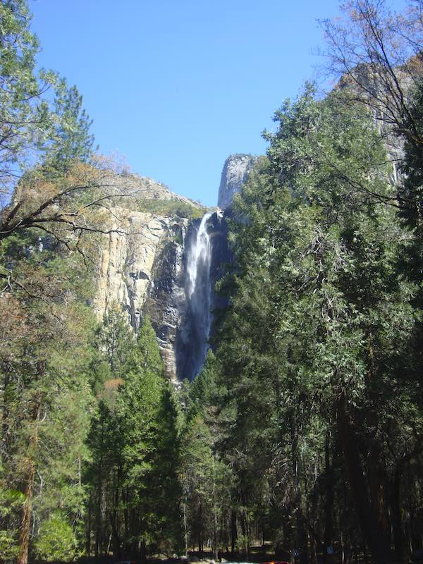 Yosemite National Park in California should be on any USA southwest road trip itinerary
