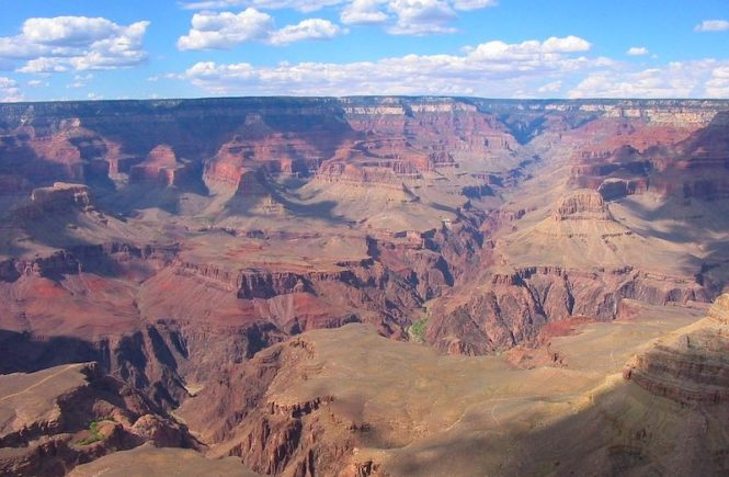 Grand Canyon as a part of USA southwest road trip