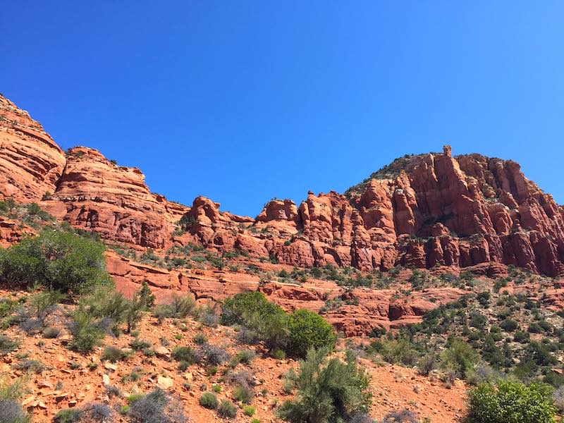 Sedona in Arizona should be a part of your USA southwest road trip