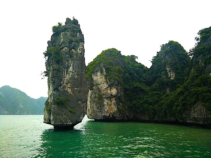 Any 10 day Vietnam itinerary should have included Halong Bay cruise