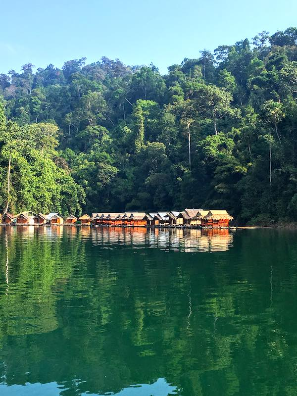Khao Sok National Park should be on any 10 day Thailand itinerary