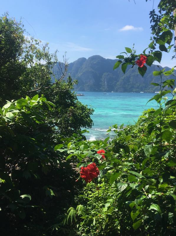Koh Phi Phi Don should be on any 10 day Thailand itinerary  I 10 Days Thailand Itinerary I Thailand Itinerary 10 Days I Best Things to do in Thailand in 10 days I Best Things to See in Thailand in 10 days I