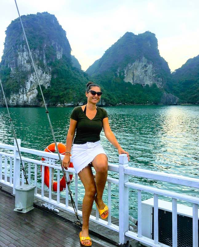 Any 10 day Vietnam itinerary should have included Halong Bay