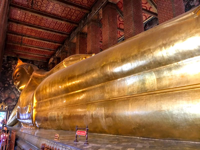 Wat Pho in Bangkok should be on any Thailand itinerary for 10 days  I 10 Days Thailand Itinerary I Thailand Itinerary 10 Days I Best Things to do in Thailand in 10 days I Best Things to See in Thailand in 10 days I