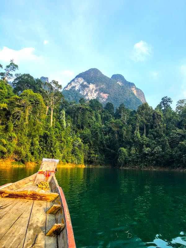 Khao Sok National Park in southern Thailand should be on any 10 day Thailand itinerary