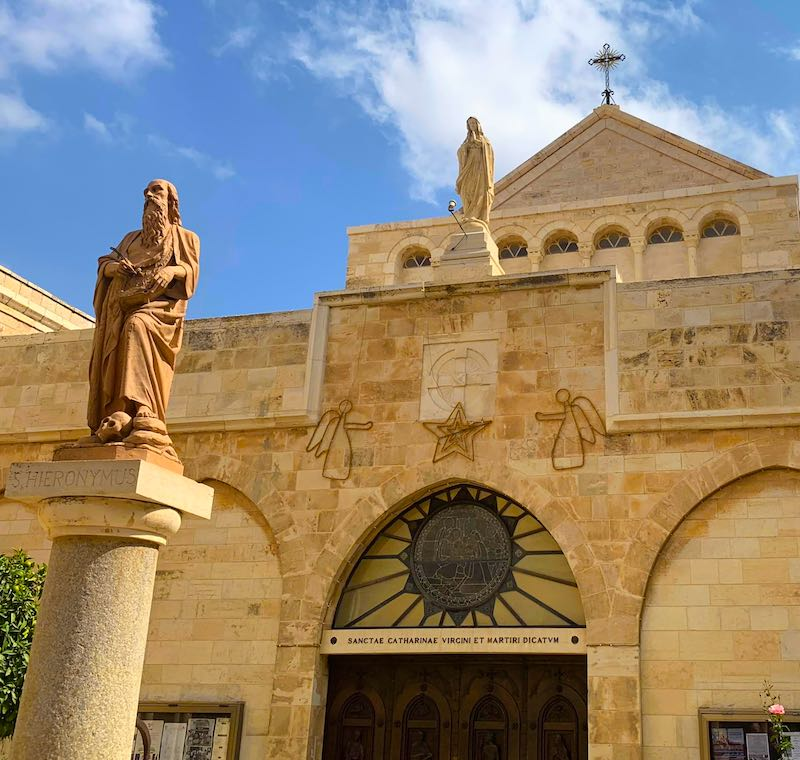 Trip to Bethlehem in one of the best trips from Tel Aviv