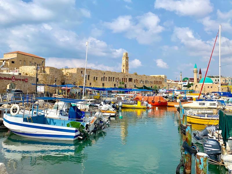 Best day trips from Tel Aviv Akko