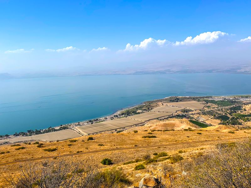 Trip to Golan Heights is one of the best day trips from Tel Aviv to take