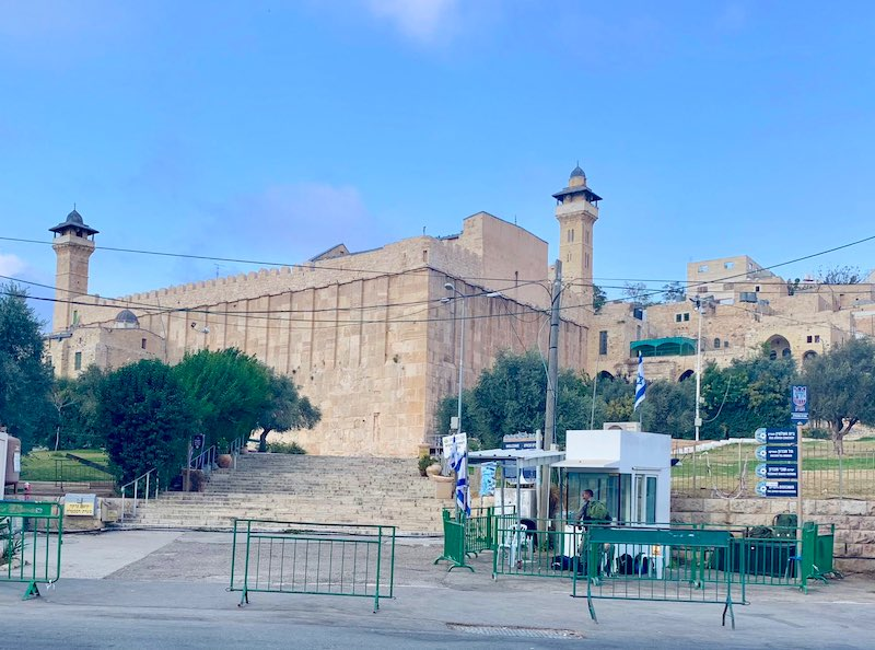 Trip to hebron is one of the best day trip from Tel Aviv to take