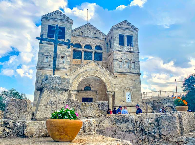 Trip to Mount Tabor is one of the best day trips form Tel Aviv