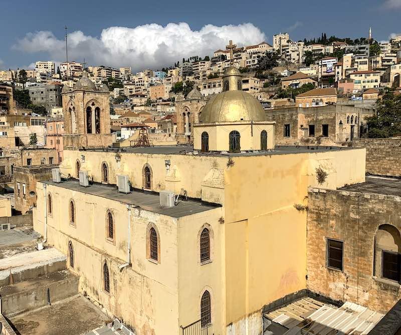Best day trips from Tel Aviv Nazareth