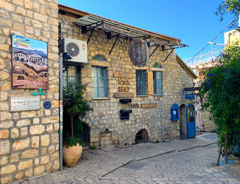 Trip to Safed is one of the best day trips from tel Aviv to take