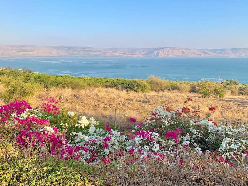 Best day trips from Tel Aviv Sea of Galilee